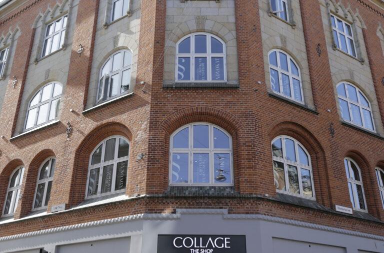 Renovering af facade på Lille Torv - Advokatfirmaet Grotkjær Elmstrøm 2