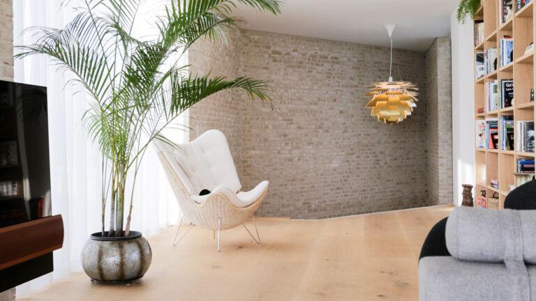 Trægulv i hus