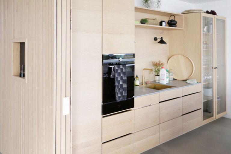 Renovation af køkken